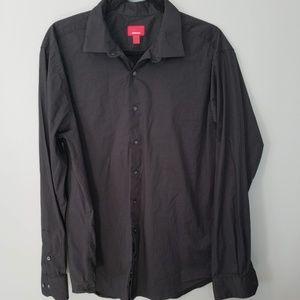 Alfani Slim Fit Stretch Dress Shirt